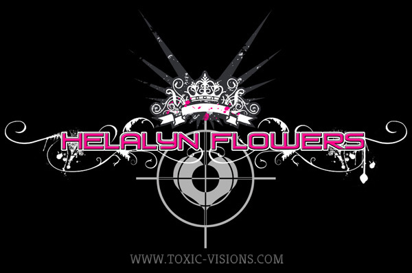 Helalyn Flowers - Logo design