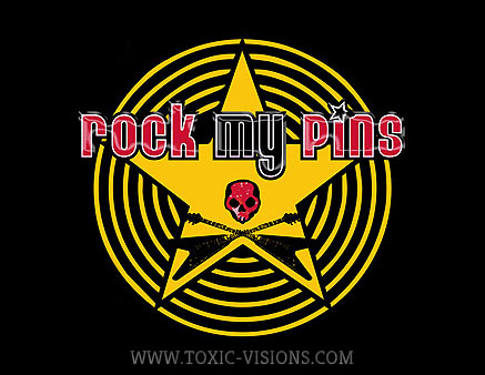 Rock My Pins - Logo design